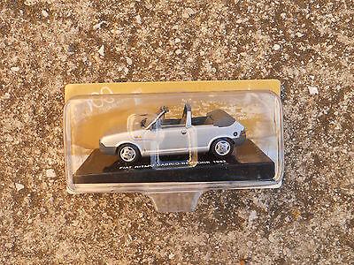 FIAT RITMO CABRIO BERTONE 1982 SCALA 143, używany na sprzedaż  Wysyłka do Poland