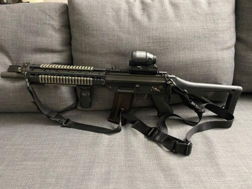 GHK Tactical SG551 Gas Blowback Airsoft Rifle