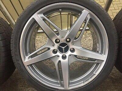 1 Top Original Mercedes AMG GT GTS C190 19 Zoll Alufelge Einzelfelge A1904010100