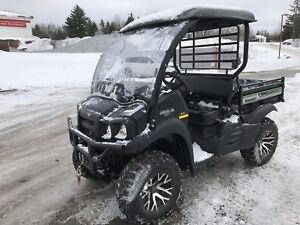 2018 mule SX XC special addition