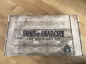 Sons of Anarchy-The Collectors Set