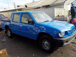 WRECKING 1999 HOLDEN RODEO DUAL CAB 2WD V6 3.2L 5 SP MANUAL North St Marys Penrith Area Preview
