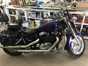 2004 Honda Shadow 1100 Sabre