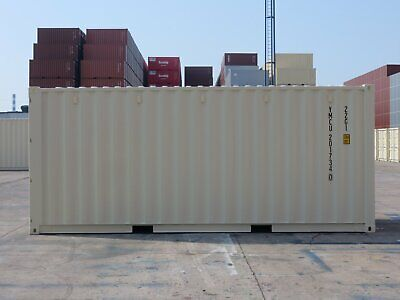 One Trip (New) 20' shipping container for sale in Cleveland, Ohio