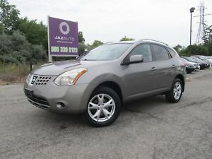 2008 Nissan ROGUE SL CLEAN CAR PROOF ALLOY SPORT RIMS HEATED SEA