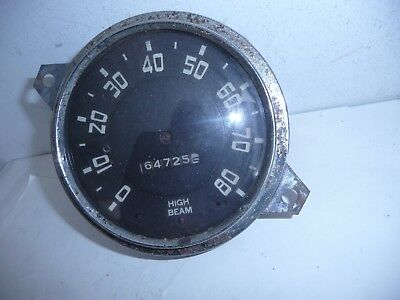 1950-1955 International L and R Series Speedometer