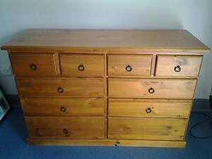 Chest of Drawers Berkeley Vale Wyong Area Preview