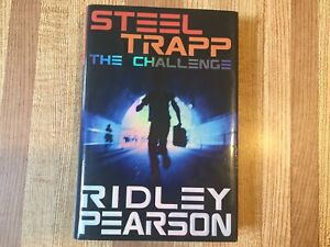 Steel Trapp: The Challenge by Ridley Pearson (Ages 9-13)