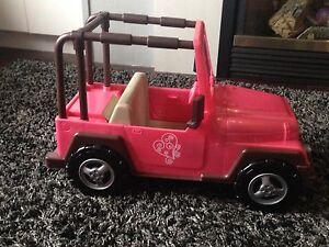 Our Generation 4x4 Jeep