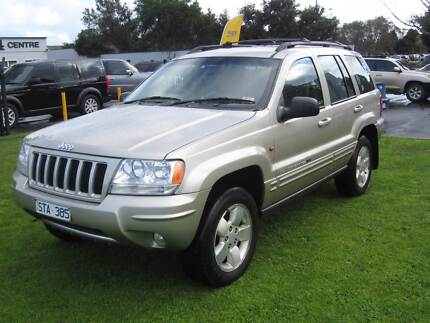 2004 Jeep Grand Cherokee Limited Turbo Diesel Seaford Frankston Area Preview