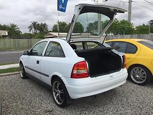 2001 Holden Astra Hatchback 2 in stock AUTO &MANUAL Archerfield Brisbane South West Preview