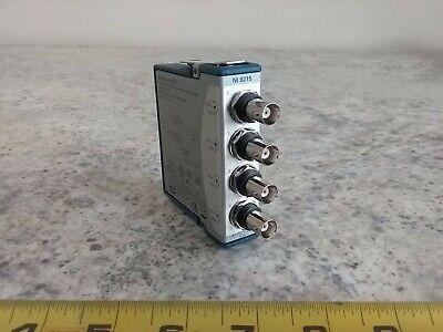 National Instruments Ni 9215 W Bnc Analog Input Module Skabawa-b046