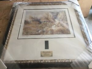 Lord Of The Rings Collectible Art - SIGNED