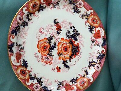 6 X Beautiful Vintage Royal Cauldon side plate VGC