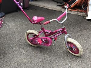 Girl push bike Dolls Point Rockdale Area Preview