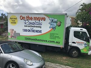 1300 ON THE MOVE Furniture Removals and Relocation Services East Brisbane Brisbane South East Preview