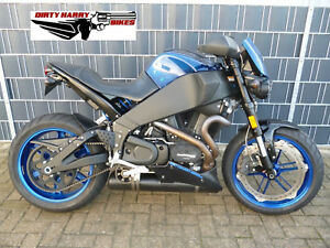 Buell XB9SX CityX Lightning 2009 in hero-blue  3006 km