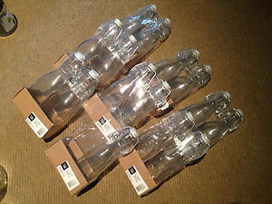 Sealable glass bottles x 15 Burwood Heights Burwood Area Preview