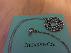 Tiffany Picasso Collection Necklace