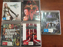 PlayStation 3 Games Assorted Blacktown Blacktown Area Preview