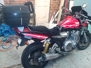 2000 Yamaha XJR 1300 Ferntree Gully Knox Area Preview