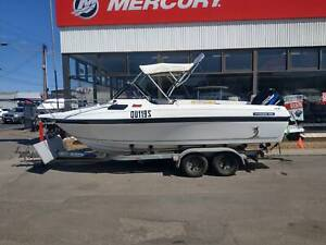 2003 Allison 195 Cuddy - 150hp EFI outboard only 60hrs Findon Charles Sturt Area Preview