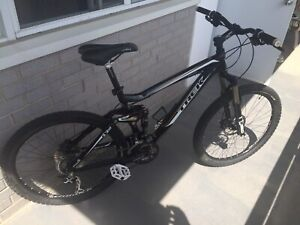 Trek EX6 full suspension mtn bike
