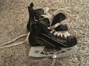 Patin d'hockey
