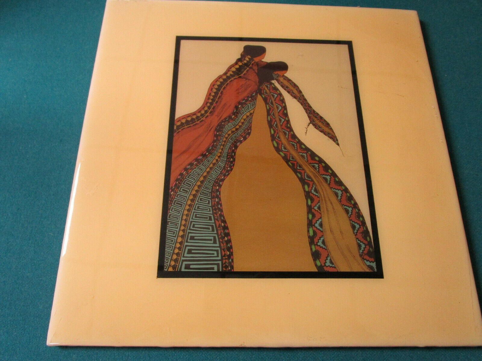 GORMAN NAVAJO PAINTER C PRINTS TILE PICK ONE R
