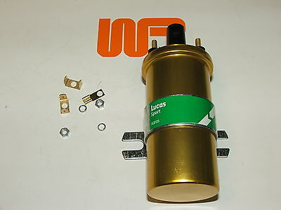 CLASSIC MINI - LUCAS SPORTS COIL FOR STANDARD 12VOLT IGNITION DLB105