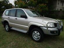 2006 Toyota LandCruiser Diesel. Parramatta Park Cairns City Preview