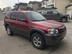 2006 Mazda Tribute AWD First Owner!