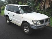 2001 Landcruiser Prado 4WD with Air Con with Rego and RWC Earlville Cairns City Preview