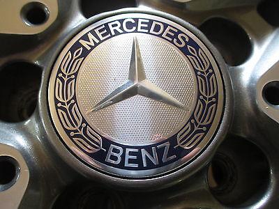 4x orig Mercedes Radnabenkappen Raddeckel Nabenkappen A B C E S Klasse GLK GL
