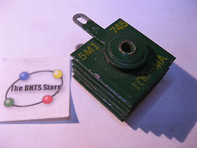Selenium Rectifier 5m1745-100-ma - Vintage Used Qty 1