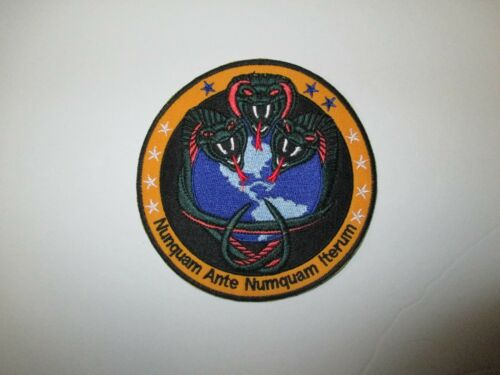 b8522 US Air Force Groom Black Ops NRO Snakes National Recon Office IR24D
