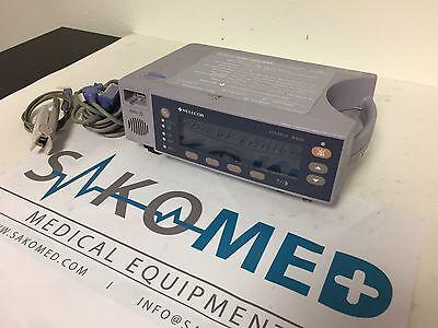 Nellcor Oximax N-600x Spo2 Pulse Oximeter Patient Monitor Tested