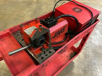Haas 5c Indexer Head W Servo Controller And Collet Closer