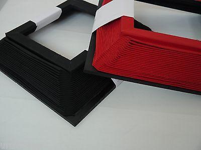 Kodak Eastman 2D 2 D 8x10 8 x 10  Long  Bellows w/ frames installed Black