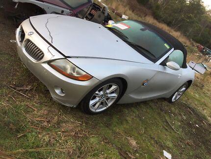Bmw z4 2003 damaged