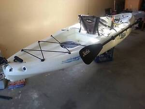 Hobie outback 'suv' mirage kayak [ may swap 4 a tinny] Huskisson Shoalhaven Area Preview