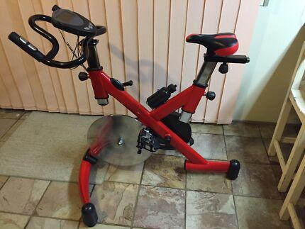 Spin bike Cranebrook Penrith Area Preview