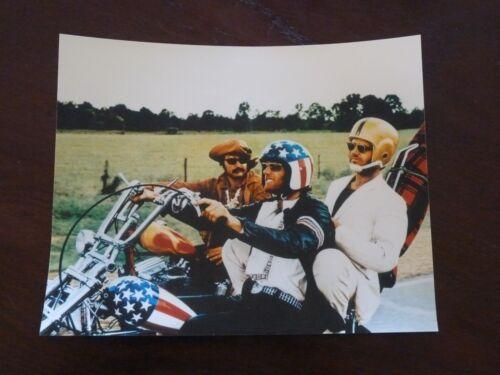 Easy Rider Hopper Fonda Nicholson Actor 8x10 Color Promo Photo