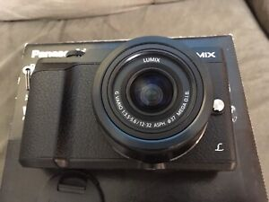 LUMIX GX85 4K Mirrorless Camera with 12-32mm lens