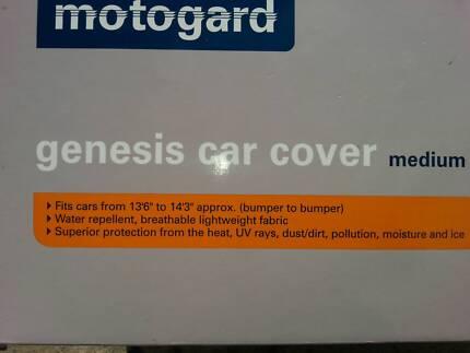 BRAND NEW MOTOGARD GENESIS MEDIUM SIZE CAR COVER Anketell Kwinana Area Preview