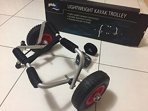 KAYAK LIGHTWEIGHT TROLLEY- brand new- Glide brand Scarborough Redcliffe Area Preview