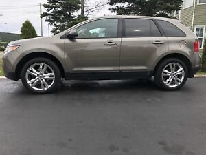 2013 FORD EDGE SEL AWD V6 FULLY LOADED WITH ONLY 70000 KMS