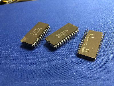 D3628-4 Intel D3628 Prom 24-pin Cerdip Rare Vintage Collectible Last Ones
