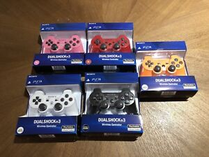 SONY PS3 CONTROLLERS FOR SALE! BRAND NEW!