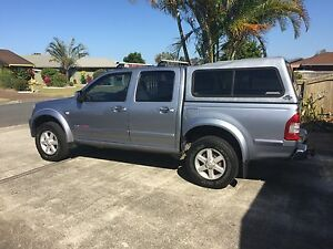 2003 Holden Rodeo 4x4 Dual Cab Currumbin Waters Gold Coast South Preview